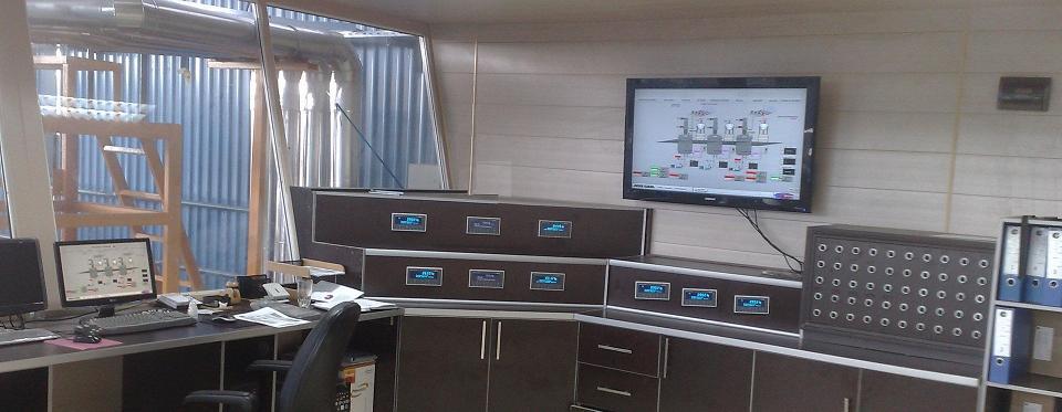Monitoring & control room